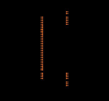 ADS1158IRTCR Symbol