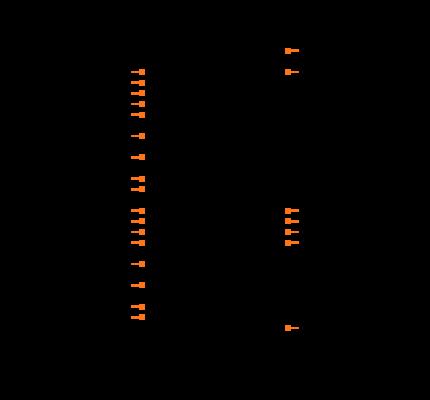 MAX154ACNG Symbol