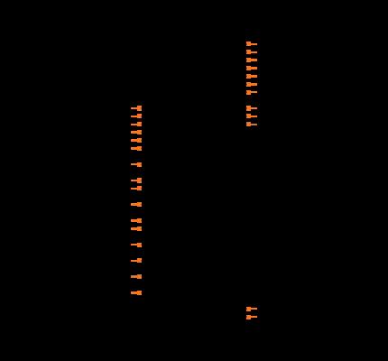 MAX3480EBCPI Symbol