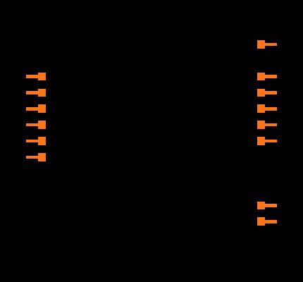 MAX8216CPD Symbol