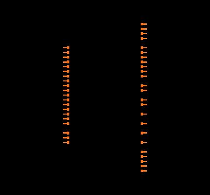 MC34VR5100A1EP Symbol