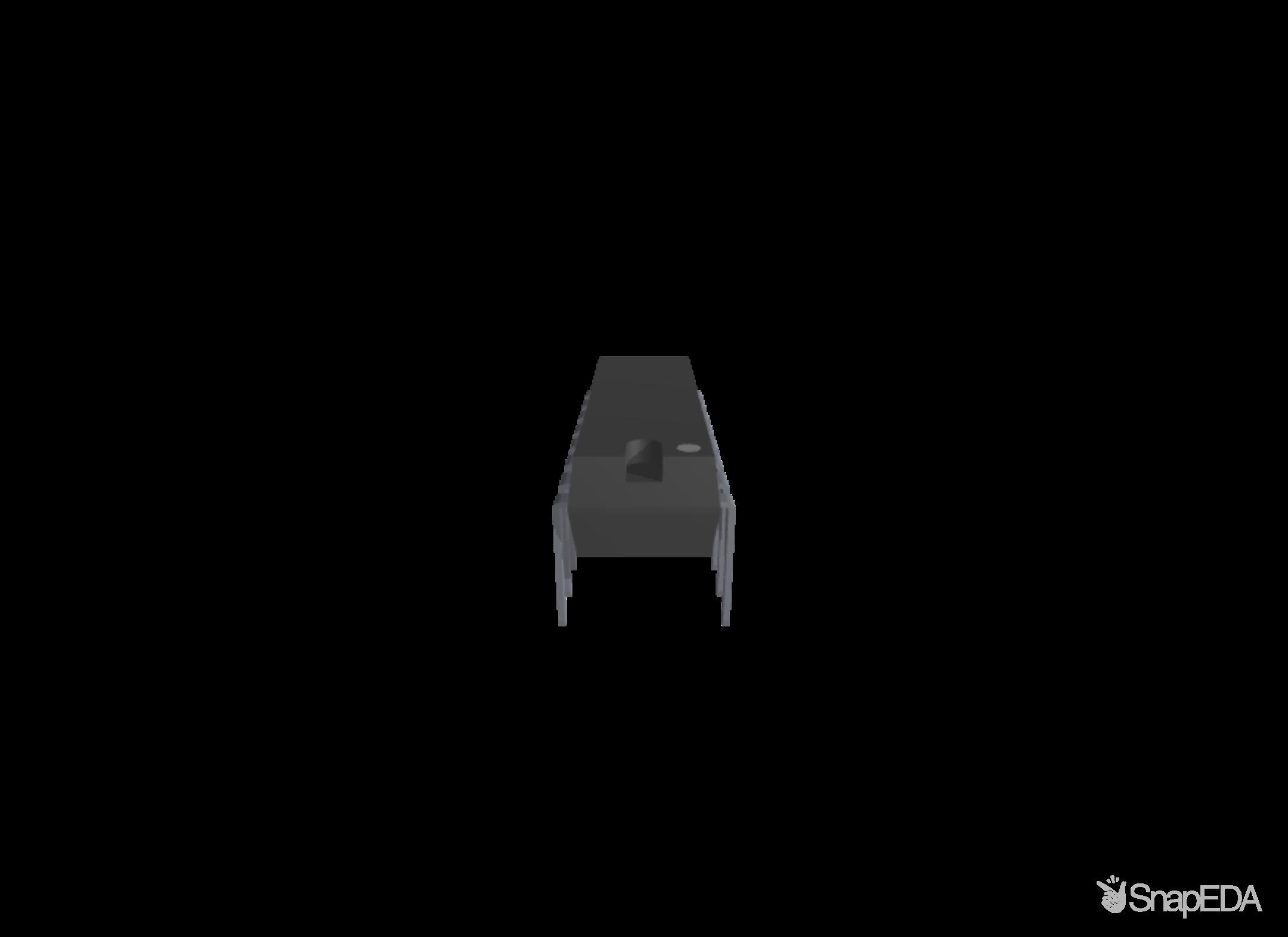 TL494CN 3D Model