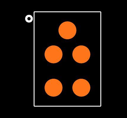 BAL-NRF01D3 Footprint