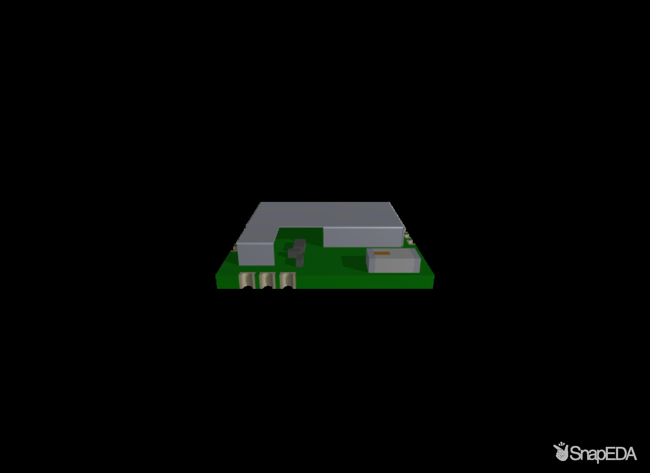 BLUENRG-M2SA 3D Model