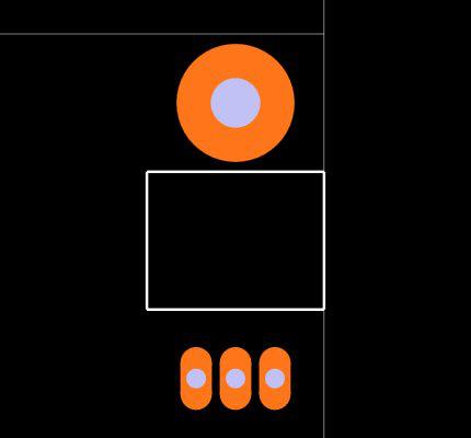 BUZ 71 A = STP 16NF06 Footprint