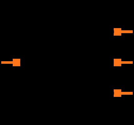 HCF40106YM013TR Symbol