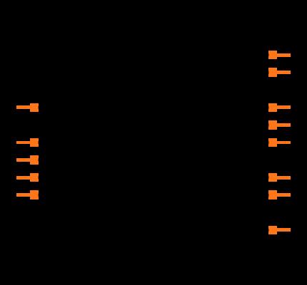 ISM330DLCTR Symbol
