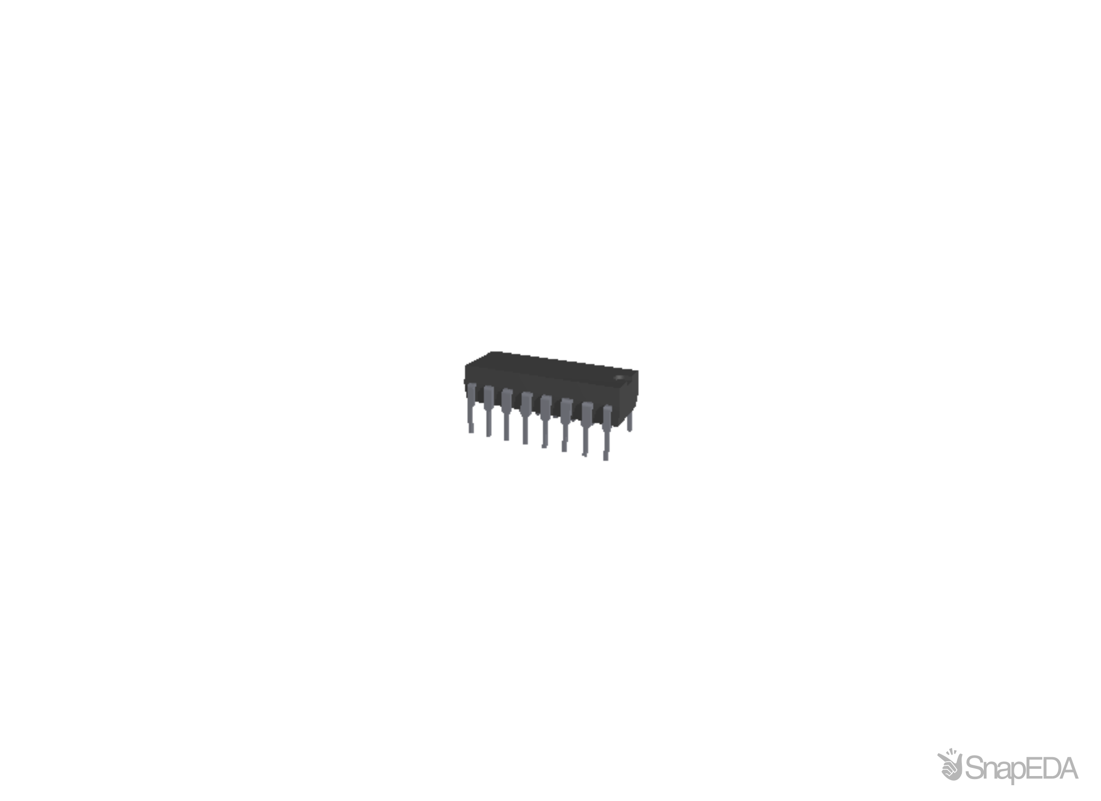 L293D 3D Model