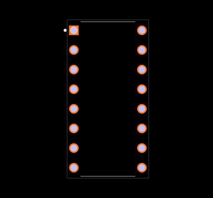 L293D Footprint
