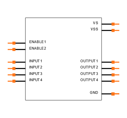L293D Symbol