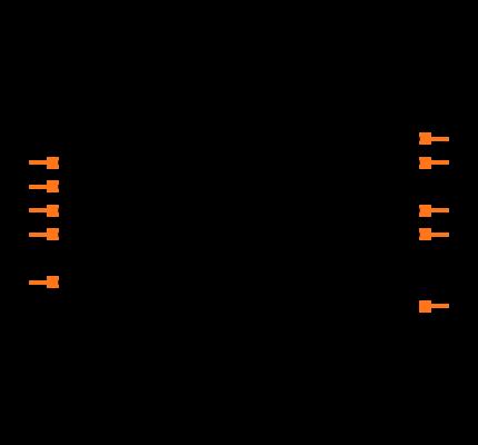 LIS2DE12TR Symbol