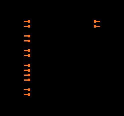 LM219DT Symbol