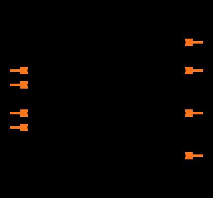 LM358ADT Symbol