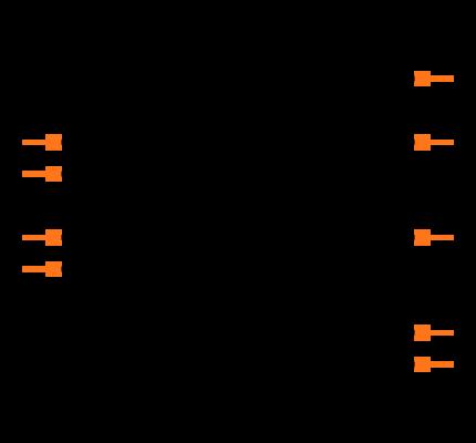 LM358QT Symbol