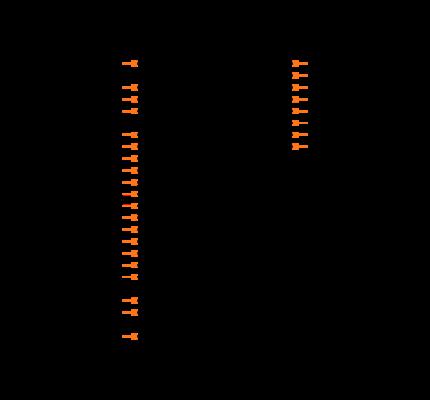 M48Z08-100PC1 Symbol