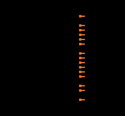 NUCLEO-F303K8 Symbol