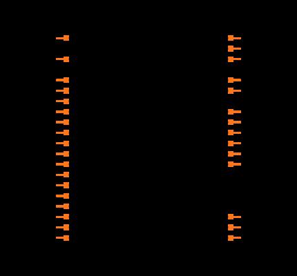 STM32F302K8U6 Symbol