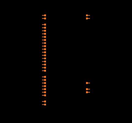 STM32F303K8T6 Symbol