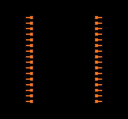 STM32F407VGT6 Symbol