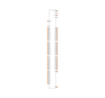 STM32F407ZGT7 Symbol