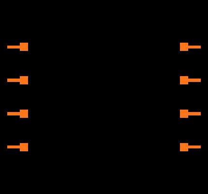 TDA2822M Symbol