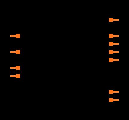 TDA7297 Symbol