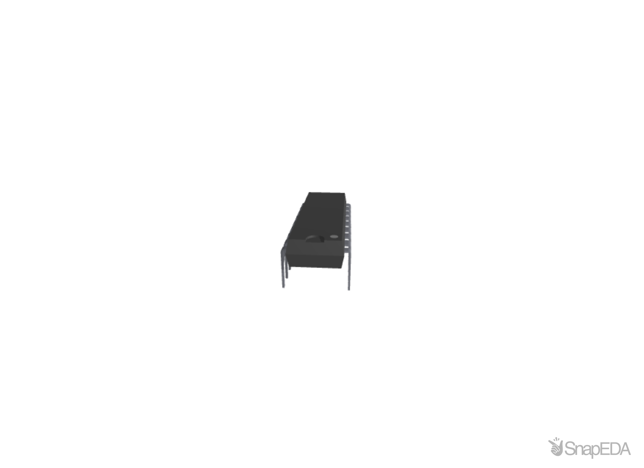 ULN2803A 3D Model