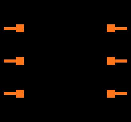 USBLC6-2P6 Symbol