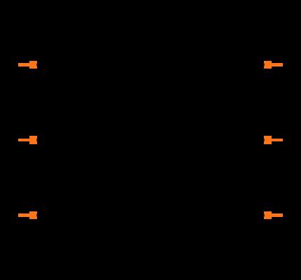 USBLC6-2SC6 Symbol
