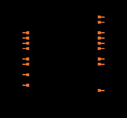 VNQ5160KTR-E Symbol