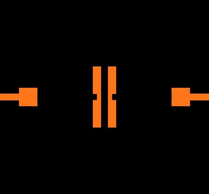 CL21A226KPCLRNC Symbol