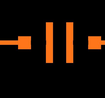 CL21B103KBANNNC Symbol