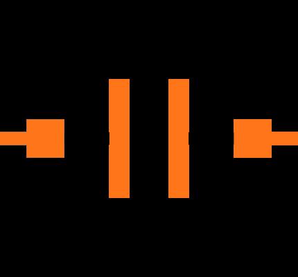 CL21B105KAFNNNE Symbol