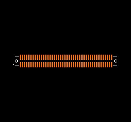 FTMH-144-03-L-DV-EC Footprint