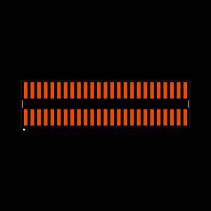 FTR-125-53-L-D Footprint