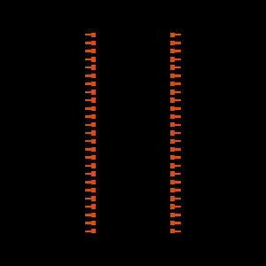 FTR-125-53-L-D Symbol