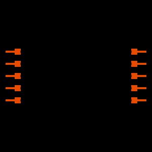 FTSH-105-01-F-DV-K-P-TR Symbol