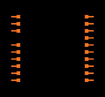 FTSH-110-01-L-DV-007-K Symbol