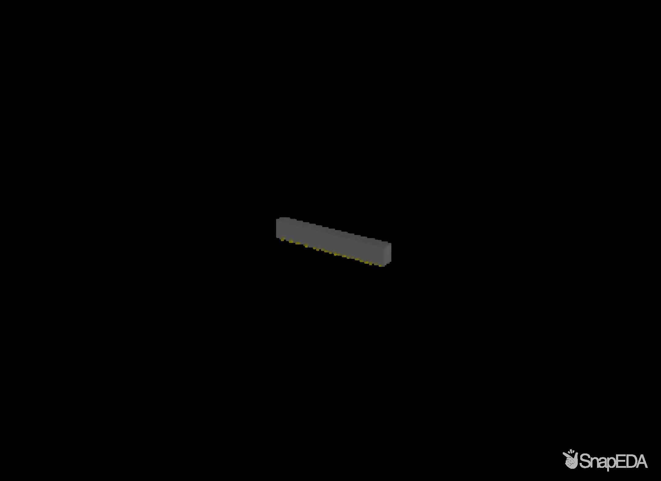 HPFC-116-02-T-D-04 3D Model