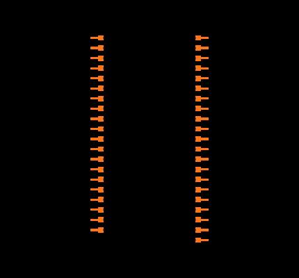 IPL1-121-01-L-D-P Symbol