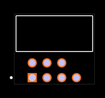 LTMM-104-02-F-D-RA-08 Footprint