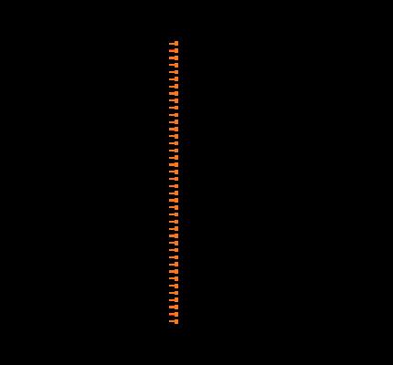 SEAM8-40-S02.0-S-06-2 Symbol