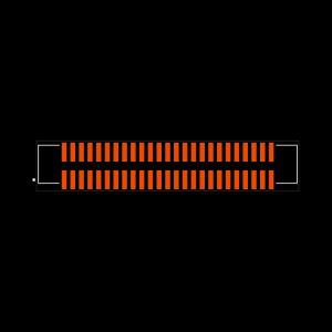 SHF-125-01-L-D-SM-K-TR Footprint