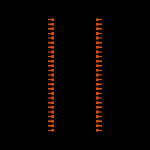 SHF-125-01-L-D-SM-K-TR Symbol