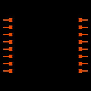 SSM-108-L-DV-LC Symbol