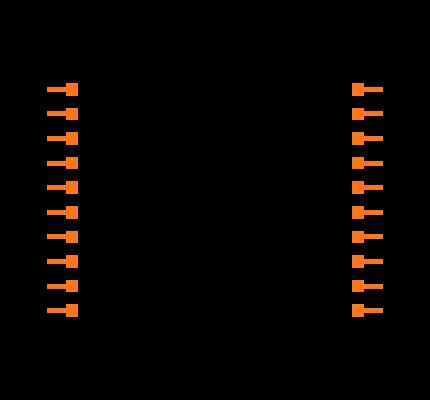 TMM-110-03-G-D Symbol