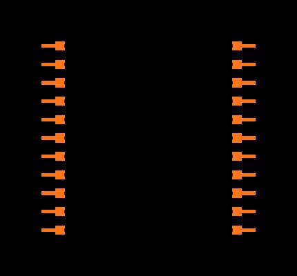 TMMH-111-01-H-D-ES Symbol
