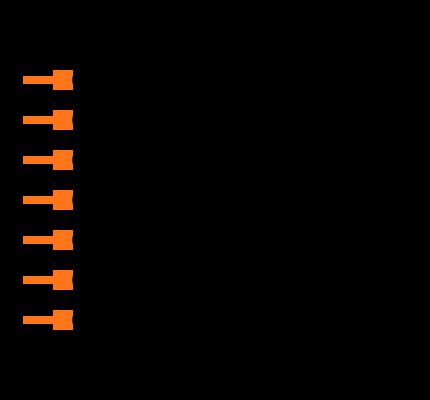 TSM-107-02-L-SH-K-TR Symbol