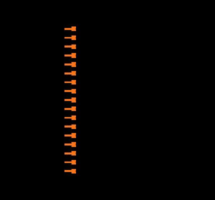 TSM-117-02-T-SH Symbol