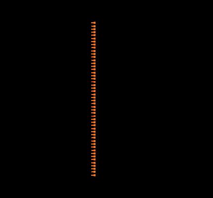 TSW-150-07-S-S Symbol